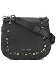 Marc Jacobs Small Nomad Satchel Bag Black