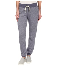 Volcom Lived In Pant Vintage Navy Women's Casual Pants Beige