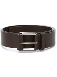 Barbara Bui Classic Belt Brown