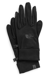The North Face 'Tka 100' Gloves The North Face Black