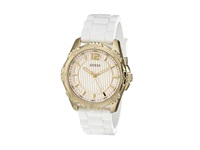 Guess U0592l1 Coral White Turquoise Watches