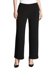Chaus Victoria Solid Pants Black
