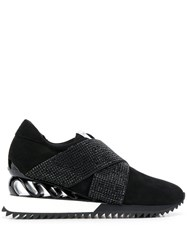 Le Silla Crystal Embellished Sneakers 60