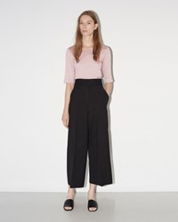 Jil Sander Baldo Short Trouser Black