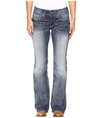 Ariat R.E.A.L. Bootcut Remix Moonstone Women's Jeans Blue