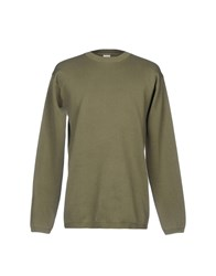 Won Hundred Sweaters Military Green