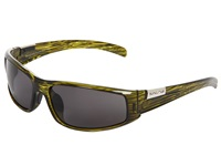 Suncloud Polarized Optics Swagger Green Stripe Sport Sunglasses Multi
