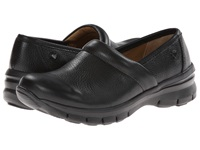 Nurse Mates Libby Black Women's Clog Shoes