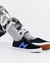 Huf Galaxy Trainers In Black