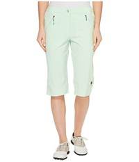 Jamie Sadock Airwear Light Weight 24 In. Knee Capri Mint Julep Women's Capri Green