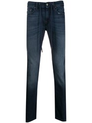 7 For All Mankind Byron Jeans Blue