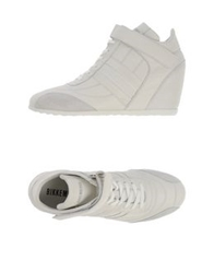 Bikkembergs High Tops And Trainers White