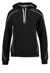 Craft In The Zone Hoodie Black White
