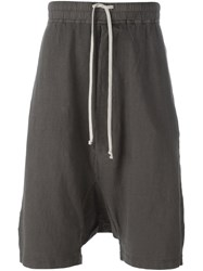 Rick Owens Drkshdw 'Pods' Trousers Grey