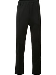 Stussy Slim Track Pants Black
