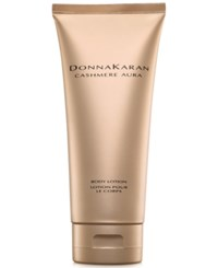 Donna Karan Cashmere Aura Body Lotion 6.7 Oz No Color