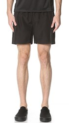 The Kooples Sport Shorts Black