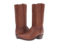 Lucchese Brandon Antique Whiskey Men's Boots Bronze