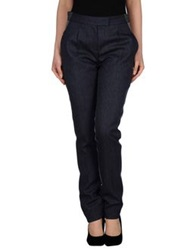 Christian Dior Dior Casual Pants Dark Blue