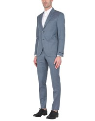 Tiger Of Sweden Suits Pastel Blue