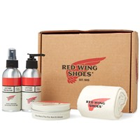 Red Wing Shoes Red Wing Oil Tanned Leather Care Kit