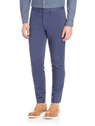 J. Lindeberg Grant Cut Stretch Structure Trousers Ink Blue