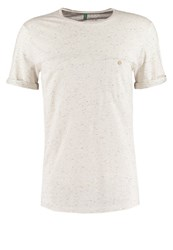 United Colors Of Benetton Print Tshirt Beige