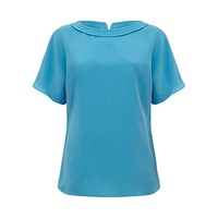 Damsel In A Dress Sunset Top Aqua