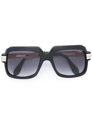 Cazal '607' Sunglasses Black