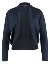 Tom Tailor Denim Easy Cardigan Total Eclipse Blue Anthracite