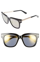 Tom Ford Women's 'Tracy' 53Mm Retro Sunglasses