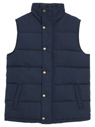 Joules Trail Padded Gilet Navy