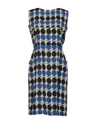 Boy By Band Of Outsiders Knee Length Dresses Blue