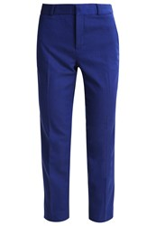 Banana Republic Avery Trousers Black Blue Multicoloured