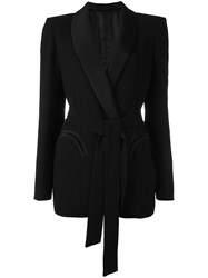 Blaze Milano 'Cool And Easy' Smoking Jacket Black
