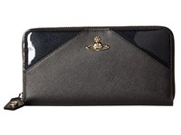 Vivienne Westwood Gold Wallet Black Wallet Handbags