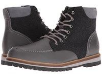 Lacoste Montbard Boot 316 2 Dark Grey Men's Boots Gray
