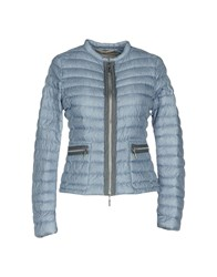 Jan Mayen Down Jackets Blue