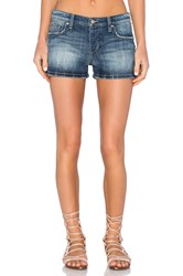 Joe's Jeans Janelle Collector's Edition The Billie Short Medium Light Blue