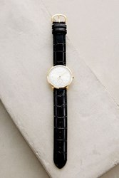 Anthropologie Cinq Avenues Watch Gold