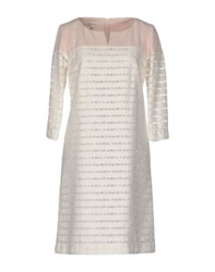Gigue Dresses Short Dresses Women Ivory