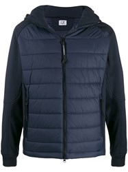 C.P. Company Cp Zip Front Padded Panel Jacket 60