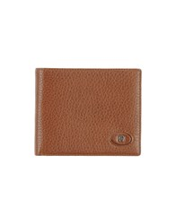 Aigner Small Leather Goods Wallets Men Brown