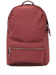 As2ov Shrink Day Backpack Red