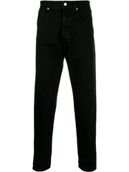 Golden Goose Casual Tapered Jeans Black