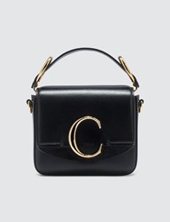 Chloe Mini C Bag Black