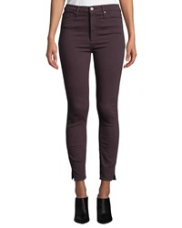 Black Orchid Kate 11 Super High Rise Skinny Jeans Night Shade