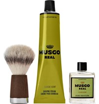 Claus Porto Musgo Real Classic Scent Shave Set Green