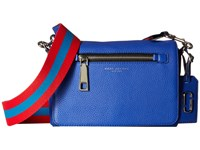 Marc Jacobs Gotham Small Shoulder Bag Cobalt Blue Shoulder Handbags
