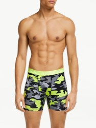 Bjorn Borg Camo Trunks Pack Of 3 Black